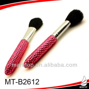 high-ranking diamond for cosmetic makeup brushes
