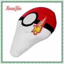 China Factory Wholesale Pokemon Pikachu Plush Poke Ball Stuffed Plush Pillow