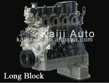 2013 High Quality 4JB1T/4JB1/4JA1 Long Block