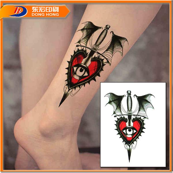 Butterfly tattoo sticker glitter rhinestone tattoo for Rhinestone body tattoos