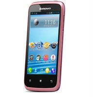 Lenovo A376 Dual Core Mobile Phone 512MB RAM 4GB ROM smart phone 4.0 Inch Android 4.0 cell Phone Wifi 3.2MP Camera