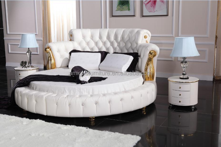 European Style Round Rotating Beds - Buy European Style ...