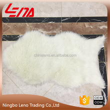 long hair pile acrylic polyester synthetic sheepskin carpets,synthetic carpet, faux fur carpet