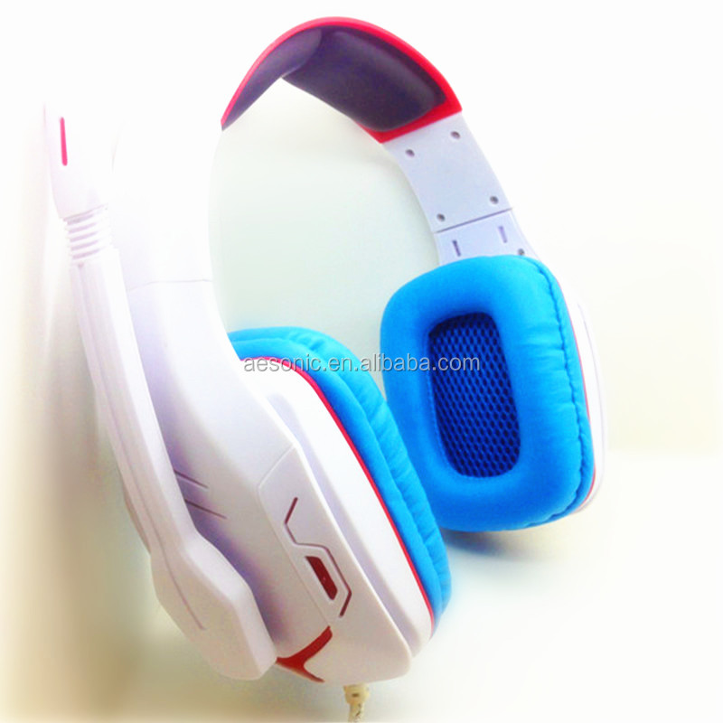 Professional PS3/PS4 Gaming Headset Wholesale
