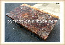 Custom countertops fossil wood stone petrified wood table tops
