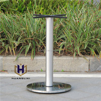 stainless steel table leg,metal folding table leg,removable table leg,bar table leg