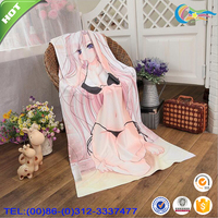 Luxury Hot Sexy Girls Photos Beach Towel With Factory Price Sales