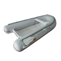 INFLATABLE BOAT RIGID FLOOR