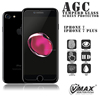 Fast Delivery+Accept Paypal for iPhone 7 / 7 plus mobile phone 9h tempered glass screen protector