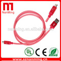 High Quality Wholesale Cheap Data transfer and charging usb charger cable for sumsang