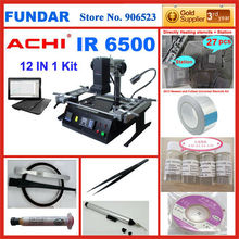 2013 Hot sale ACHI IR-6500 bga rework station for xbox360 motherboard