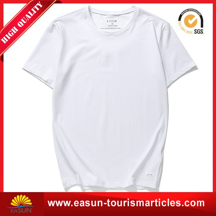 Custom sun wear t-shirt cheap double neck t-shirt comfortable t shirt sourcing