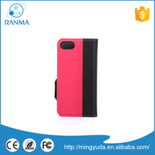 China manufacturer custom leather phone case