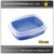 Plastic Blue Cat Litter Pan Cat Litter Box