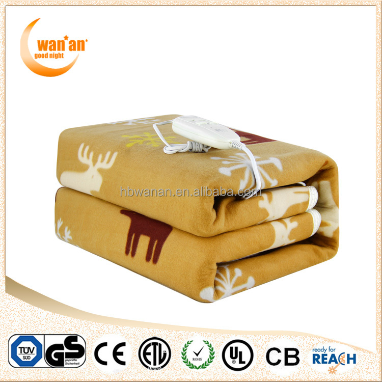 Water Proof Electric Heated Blanket