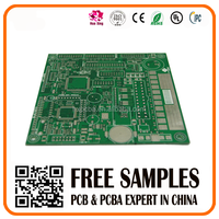 High Tech PCB 94V-0 Printed Circuit Boards Shenzhen PCB Manufacturer