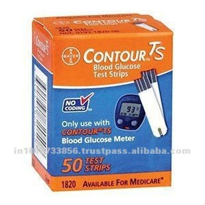 High quality Blood Glucose test strips