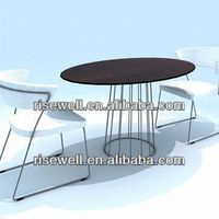 Dining solid laminate formica tables