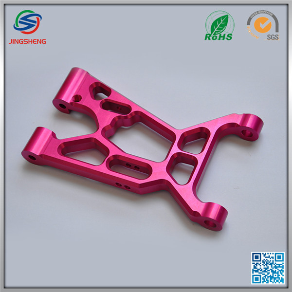 Red Color Anodizing Aluminum6061 Cnc Milling Machining Parts With Reasonable Price
