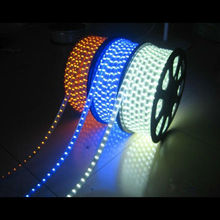 High Quality Single Color SMD 5050 LED Strip 220v110v/12v 60/m led strip light Warm White Flexible LED Strip Light