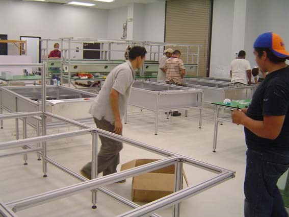 REOO 5 MW Solar Panel Production Line Turnkey project in America