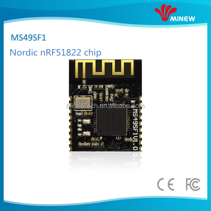 Latest Bluetooth iBeacon nRF51822 transmitter module BLE 4.0