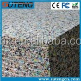 Factory directly sell renewable PU foam scrap rebond foam for bed mattress with high grade