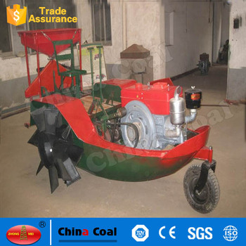 Boat Tractor for Paddy Field Tillage