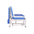 Hospital Folding Patient Ward Room Hospital Accompanying Chair
