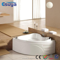 Indoor hot sexy shallow bathtub one person hot tub