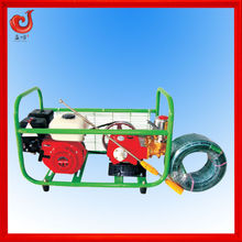 High pressure trolley frame type sprayer ce pesticide pump spray