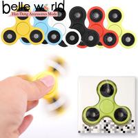 Stock Tri-Spinner Fidget / Hand Finger Spinner DEC toy from china supplier
