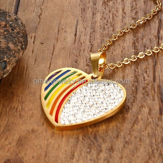 Gold pendant designs men stainless steel gold pendant designs men