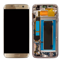 OEM LCD screen for samsung S7 edge, LCD digitizer touch for samsung S7 edge,Mobile Phone Complete LCD