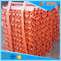 Q235 casting painted cuplock scaffolding