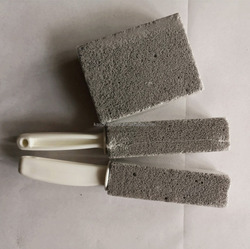 cleaning products white artificial pumice stone