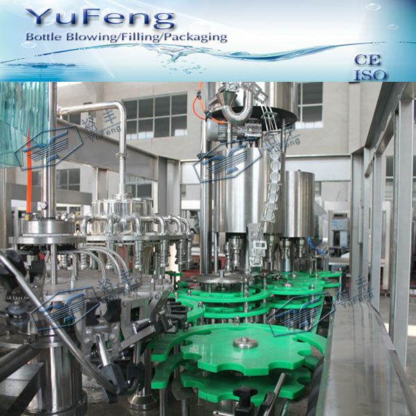 Automatic juice Making machine/uice filling machine