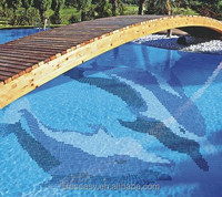 pool design dolphin