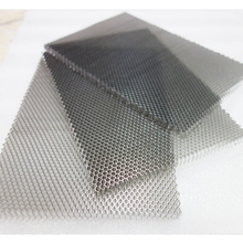 Strong tolerance honeycomb wire mesh aluminium for home decor
