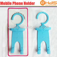 Safety high flexible android mobile phone stand