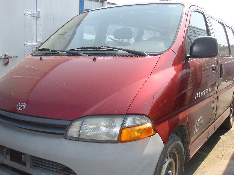 Used Hiace (Lhd) Car