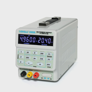 YIHUA3005D Precision Variable Adjustable 30V 5A Single Output Switch Regulated DC Power Supply