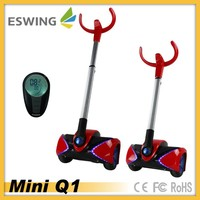 2015 Arrival 2 wheel self balance Seg balance two wheeled standing scooter elektric scooter with remote key