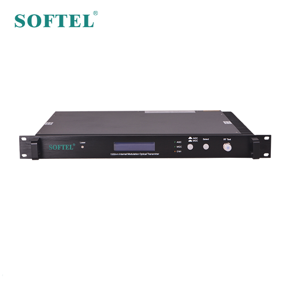 Fiber Optic Equipment 1550nm fiber optical transmitter