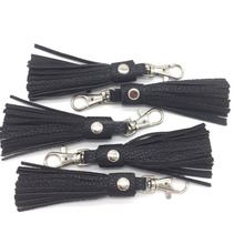 Top selling products in alibaba leather tassel /small tassel /tassel curtain