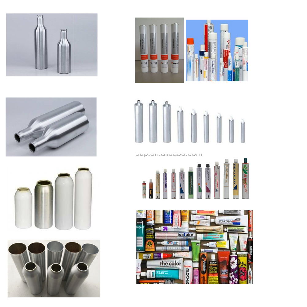 1060 1070 Aluminium Slugs Use for Aluminum Collapsible Tubes and Beer Bottles and Aerosol Cans