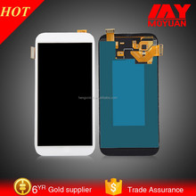 High quality touch screen lcd with digitizer for samsung galaxy note 2 n7100 lcd touch screen