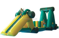 2015 hot selling Water game water slide for sales, aqua water park game slide game