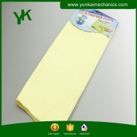 Microfiber polyester polyamide cleaning cloth for household cleaning