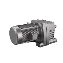 GR Helical Gear Reducer geared motor GR97 electric motor speed reducer GR77 geared motor 7.5kw